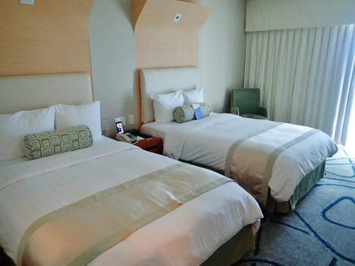 フィエスタリゾートグアムの客室