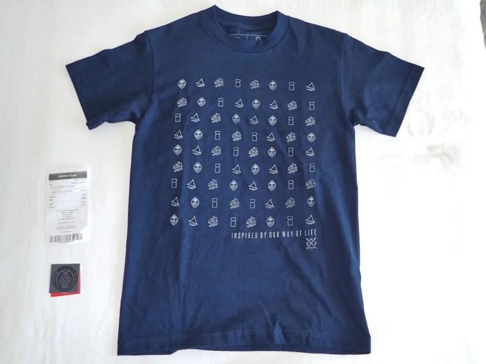 グアムのTシャツ