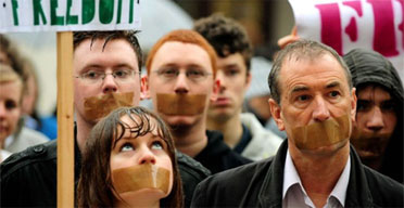 Free Hich March - from The Guardian