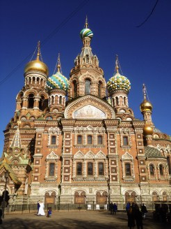 6. The Cathedral on the Spilled Blood is one of the most iconic landmarks of Saint Petersburg, and it was erected on the assassination site of Alexander II. I should superficially confess that the interior did not quite match up to the view from the outside, though precious metals were nonetheless used in its construction, and individual mosaics are incredibly detailed.