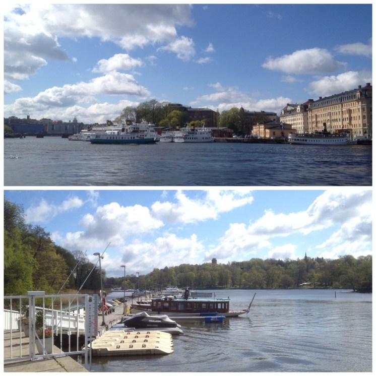 1. Stockholm, Sweden.