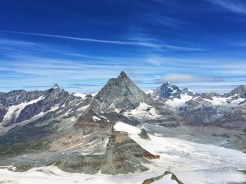 14. Another view of the majestic Matterhorn.