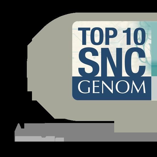 Aplicativo Top 10 - Genom