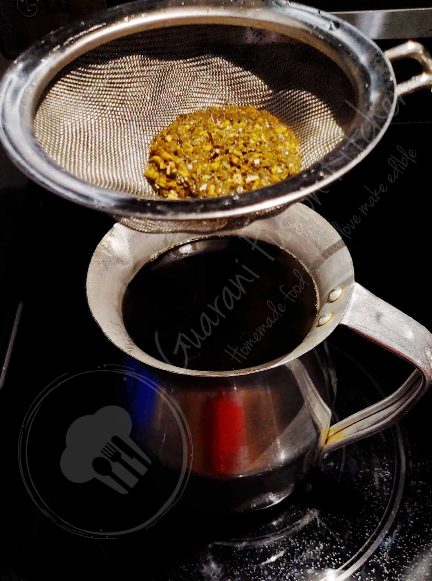 Easy 3 Ingredient Mate Cocido Quemado