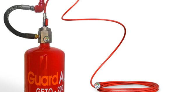 Fire Suppression System GuardALL