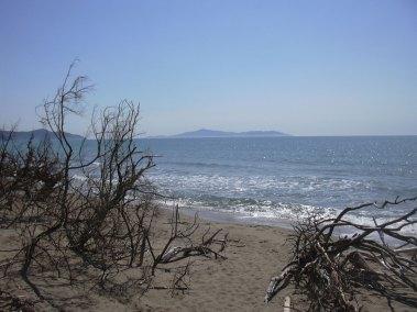Einen Tag am Meer im März geniessen