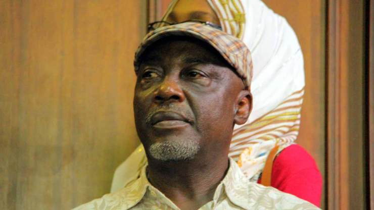 NIS recruitment scam: Absence of judge stalls trial of ex-Minister, Abba Moro