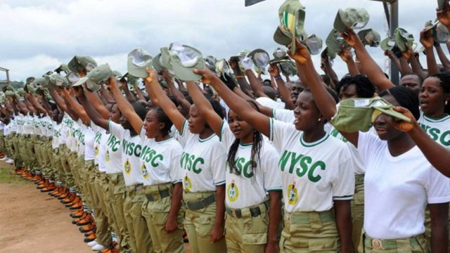 Image result for nysc members farming