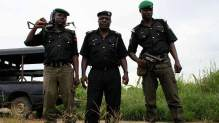 Image result for Nigeria Police in the forest
