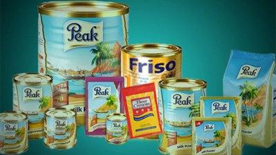 Image result for Nigeria peak milk