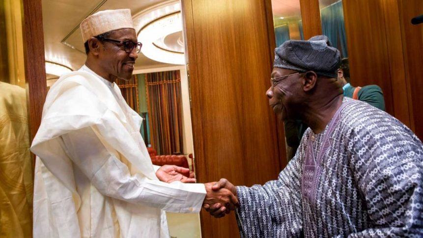 Image result for Obasanjo's proposed coalition kicks off in Abuja
