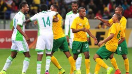 Image result for AFCON Qualifier: Bafana Bafana to arrive in Nigeria on Wednesday