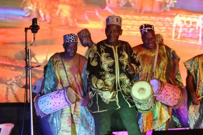 African drum festival