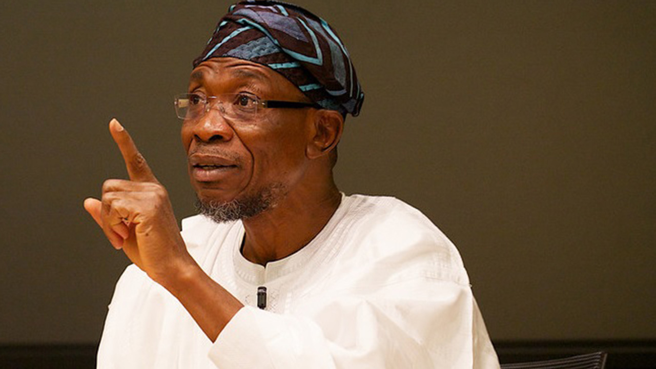 Image result for rauf aregbesola