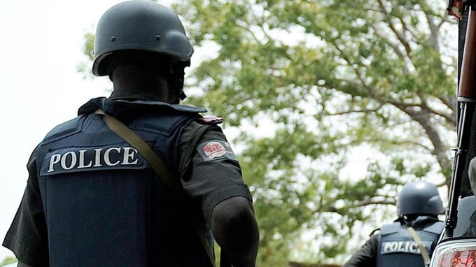 nigeria police 1 - Boko Haram commander, others surrenders to police in Borno