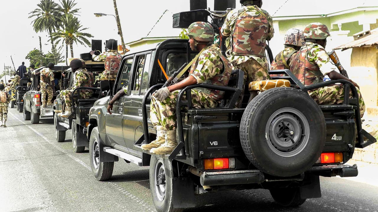 Military - Northern groups support military operation in South East