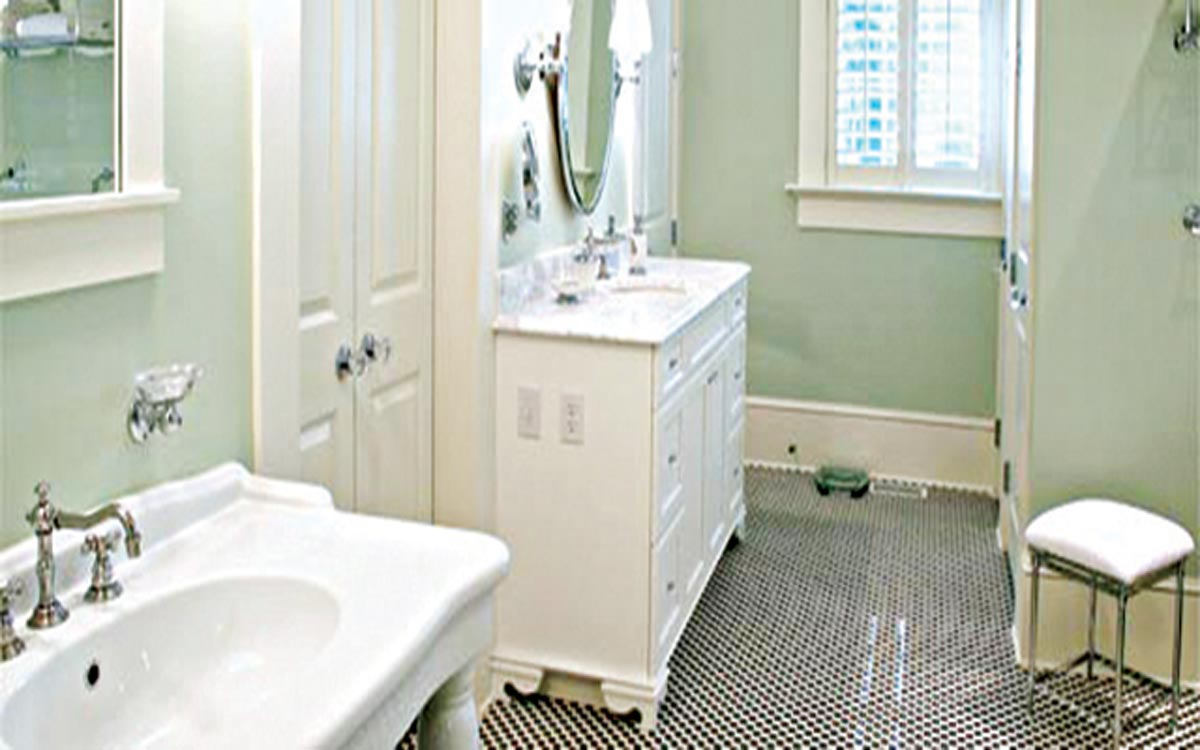 Remodeling on a dime: Bathroom edition | The Guardian ... on Bathroom Remodel Design Ideas  id=33915
