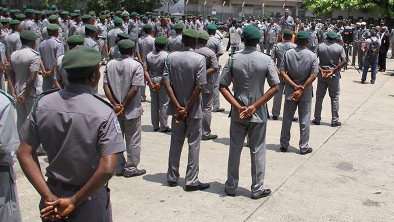 Image result for nigerian customs