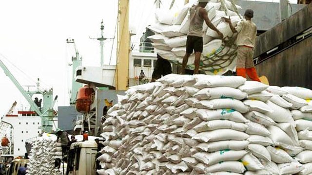 Image result for food imports in nigeria
