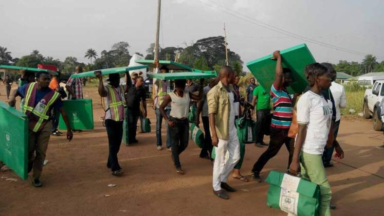Image result for INEC gives formal notice of Ekiti governorship election