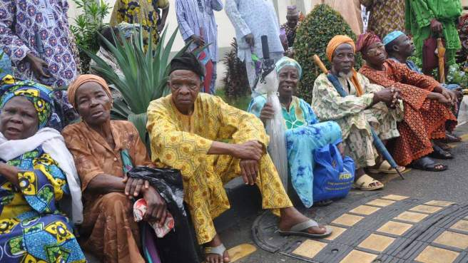 Image result for Ekiti pensioners