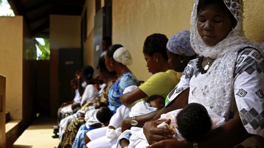 Image result for Nursing mothers in Nigeria