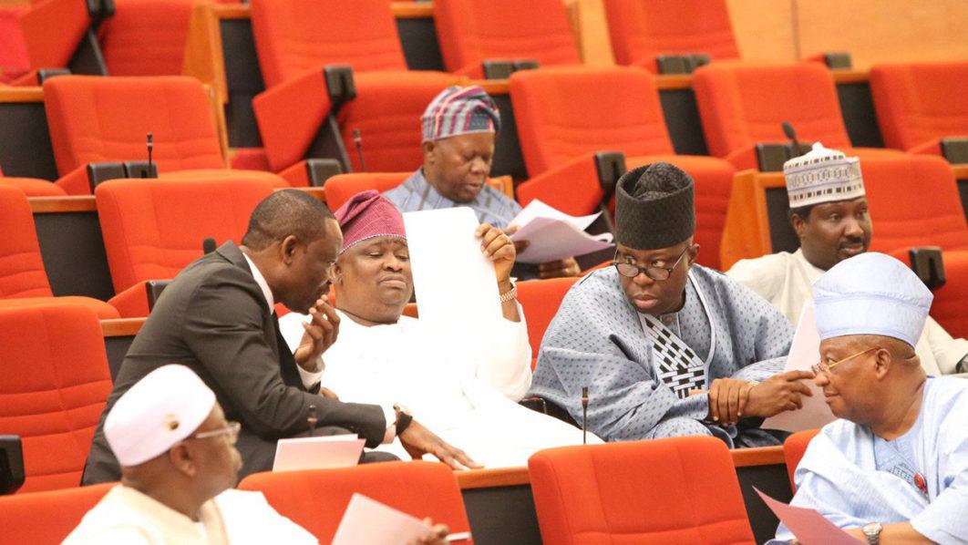Nigerian Senate 3 1062x598 - Senate gives IGP 24 hours to restore Obiano's aides