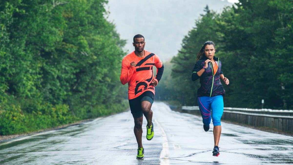 Running - Why exercising on polluted city streets does more harm than good
