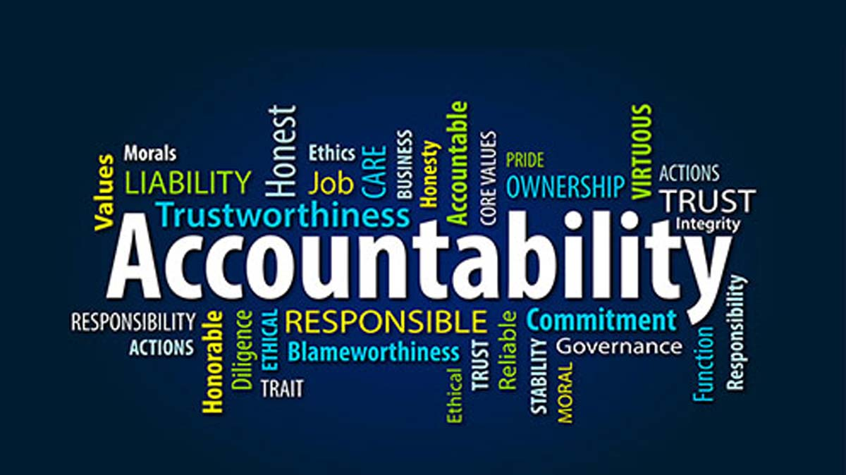 Council boss calls for accountability of public funds | The ...