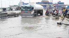 Image result for Apapa highway repair