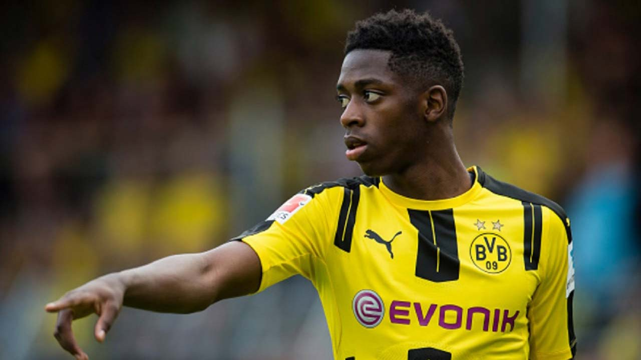 Dembele Can Join Barcelona For Right Price Confirm
