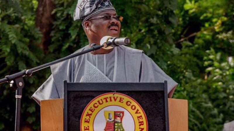 Ajimobi Insist He Will Not Depose Olubadan