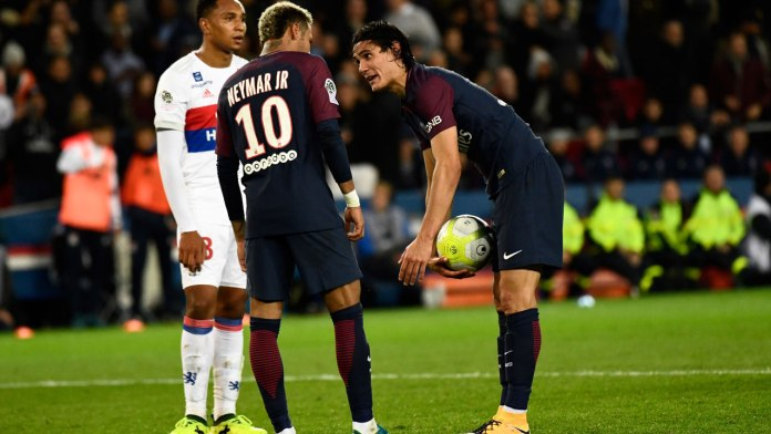 Neymar Strikes Late For Psg To Win At Olympique Lyon