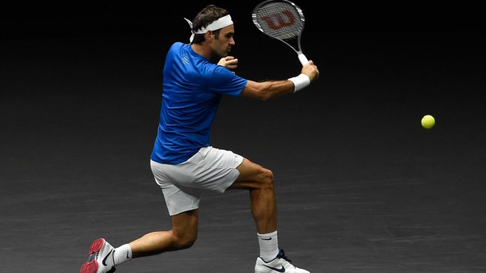 Federer Keeps Team Europe Ahead In Laver Cup With Win Over Kyrgios