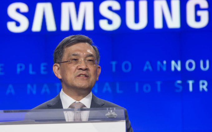 Kwon Oh Hyun 957x598 - Samsung Electronics CEO resigns, even as record profits expected