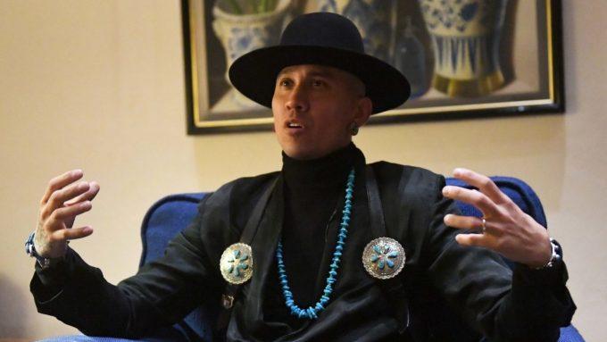 000 U90FW e1510739643723 - Black Eyed Peas Star Taboo Talks About Being A Cancer Survivor