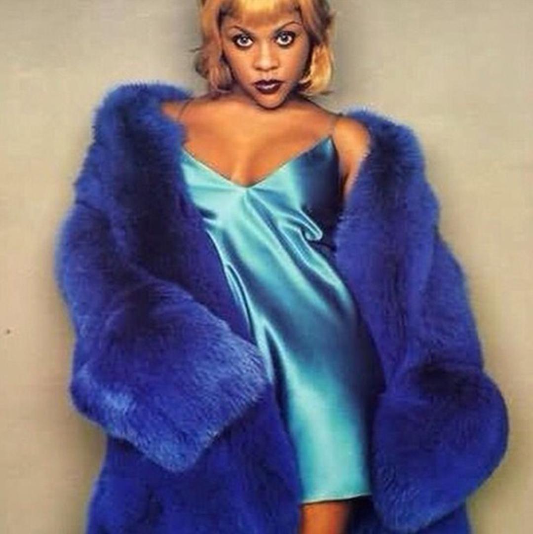 Beyonce dresses as lil kim