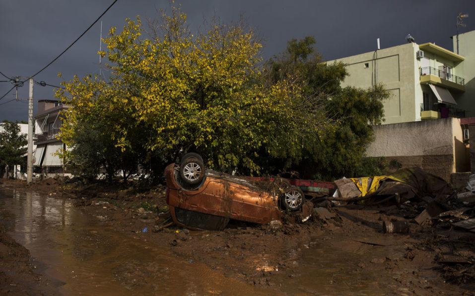 Greece 957x598 - Six missing after deadly Greek floods