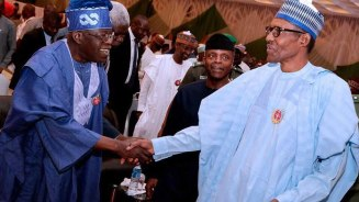 Image result for APC National Leader Tinubu restates need for true federalism