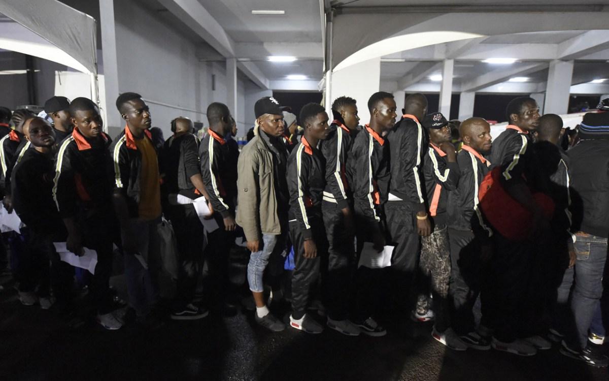 Libya returnee 7 - IOM, EU evacuate 164 more Nigerians from Libya
