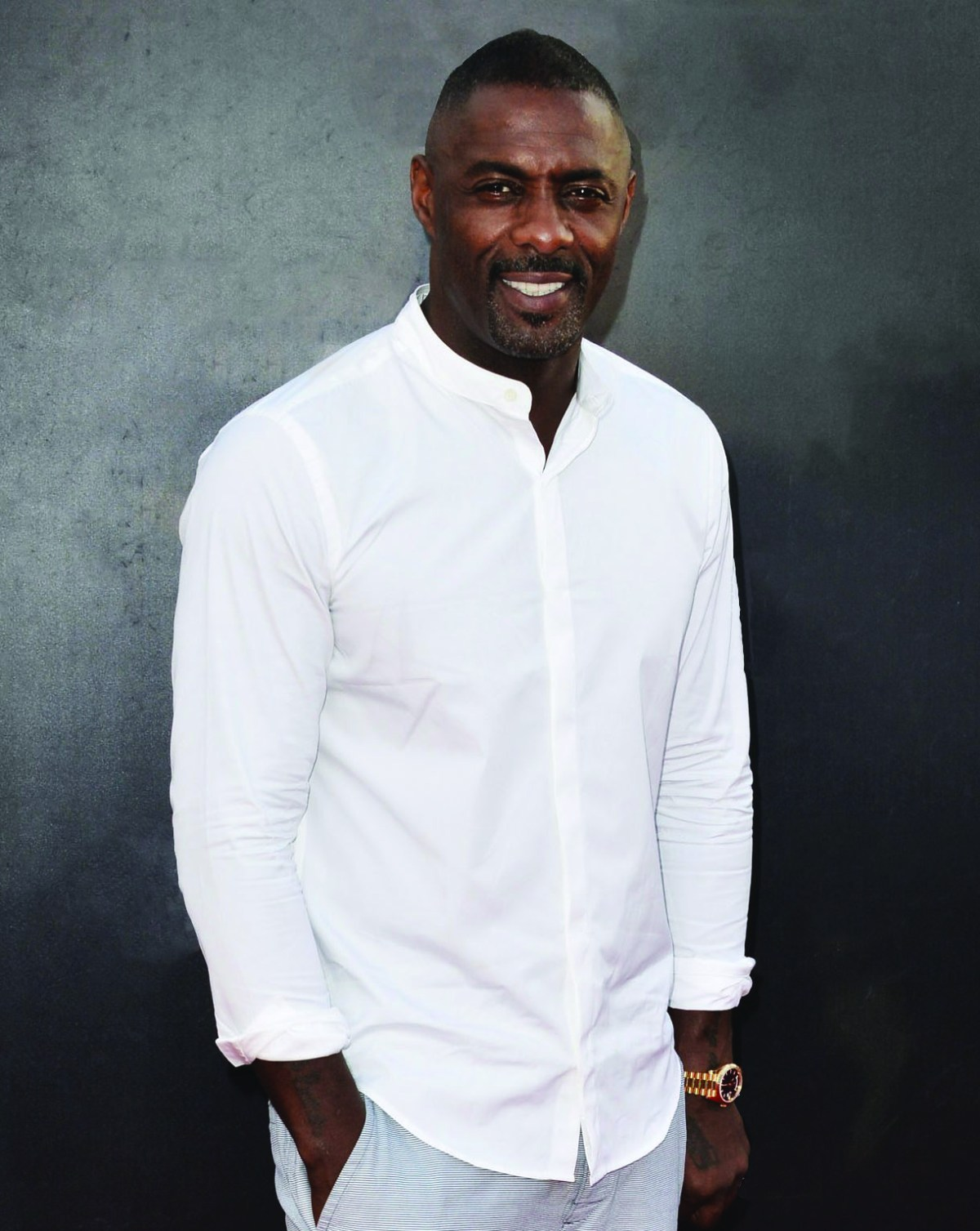 idris elba 2 - Looking Expensive On A Budget
