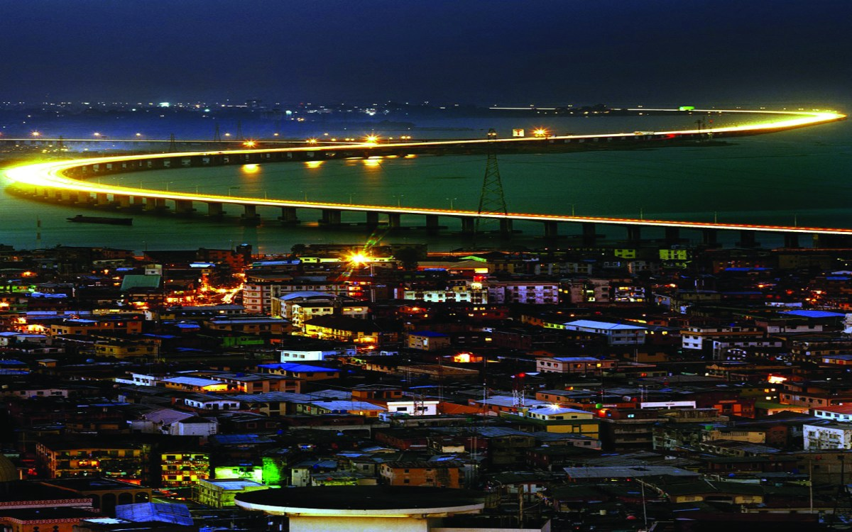 third mainland - Capture Your Lagos At Night