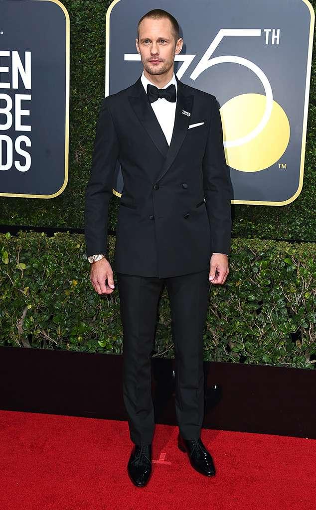 Best Dressed List Golden Globes 2018 The Guardian