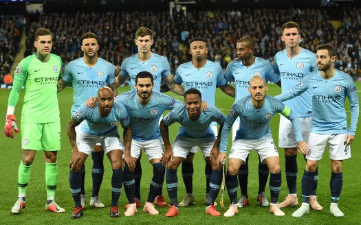 Man City struggling to find Champions League magic — Sport ...