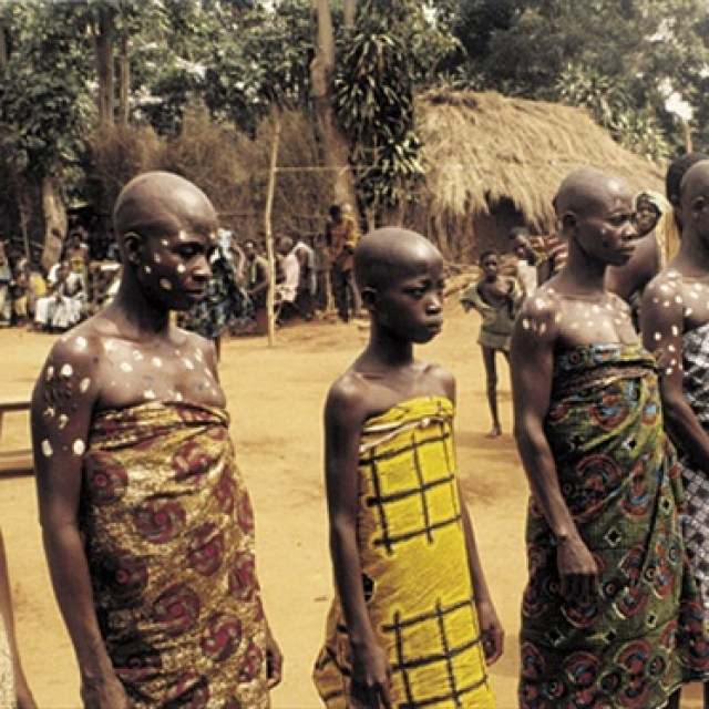 Strange African Traditions Around The Girl Child
