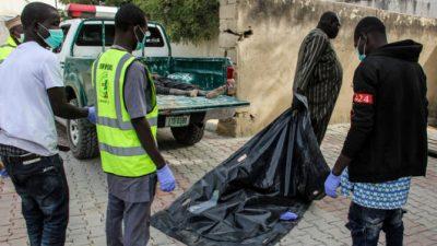 27,000 killed in northeast Nigeria attacks since 2009, says UN 1
