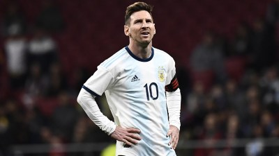 Argentina waiting for Messi magic to make an appearance