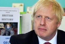 Boris Johnson British Supreme Court Queen Elizabeth Sept