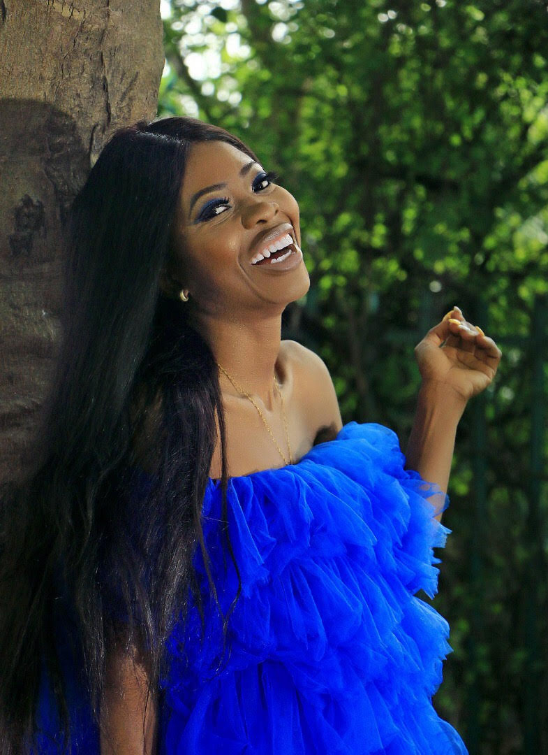 Adejumoke Aderounmu Says Her Petite Stature Was A Challenge When She Started Acting