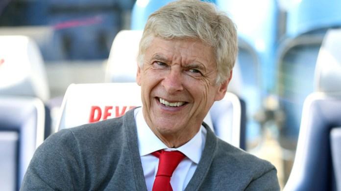 Arsene Wenger 1